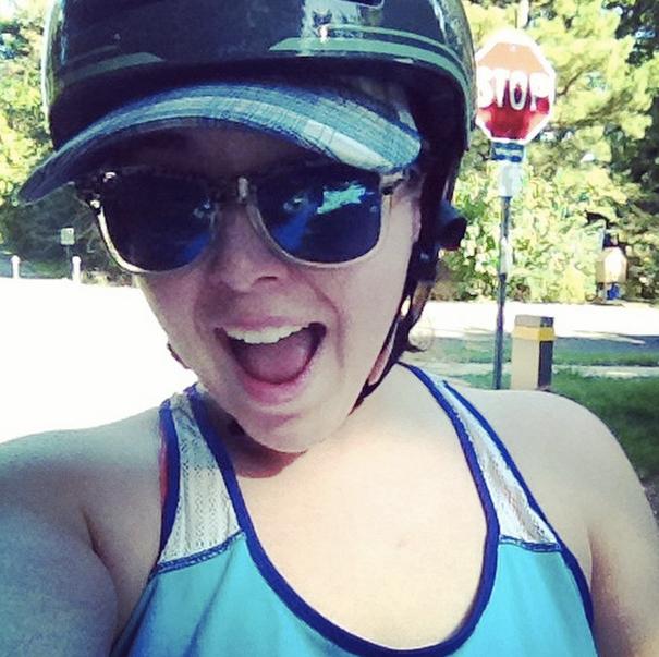 merry life bike ride