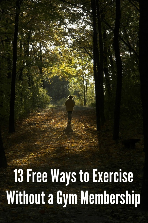 13 Free Ways to Exercise Without a Gym Membership