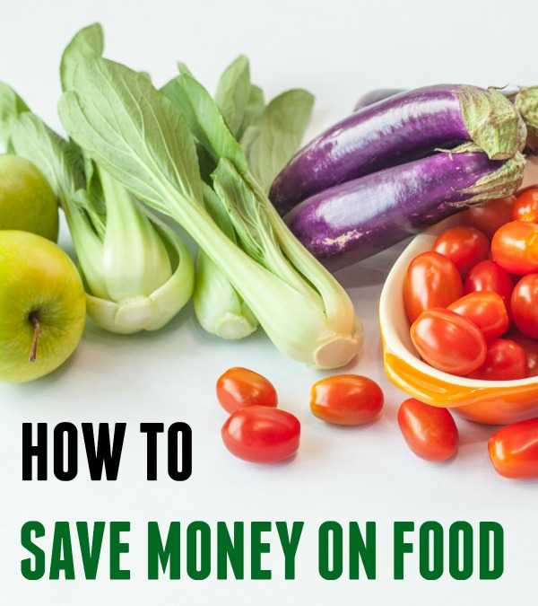how to save money on food