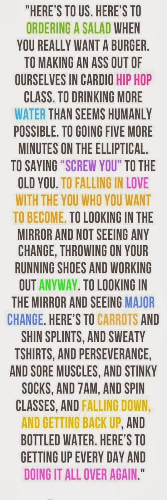 inspiring new years resolutions - hers to us