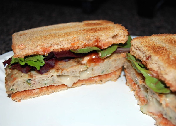 kale mozzarella chicken burger by amylu review chicken sandwich