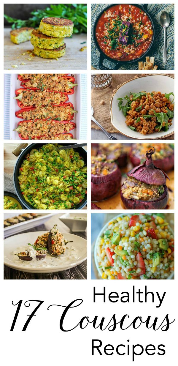 17 healthy couscous recipes