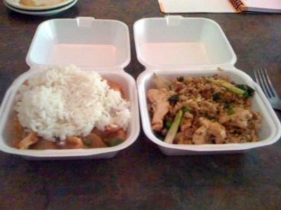 jasmine thai restaurant food
