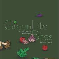 Green Lite Bites Cookbook Review