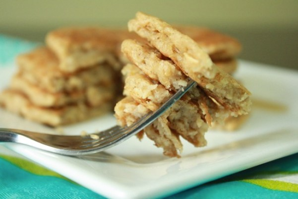 fluffy buttermilk protein pancakes