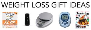 weight loss gift ideas