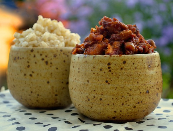 Sweet Potato and Bean Chili Recipe by A Virtual Vegan -