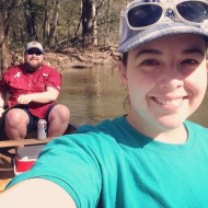 Weekend Fun: Canoeing The Wolf River / Ghost River Section