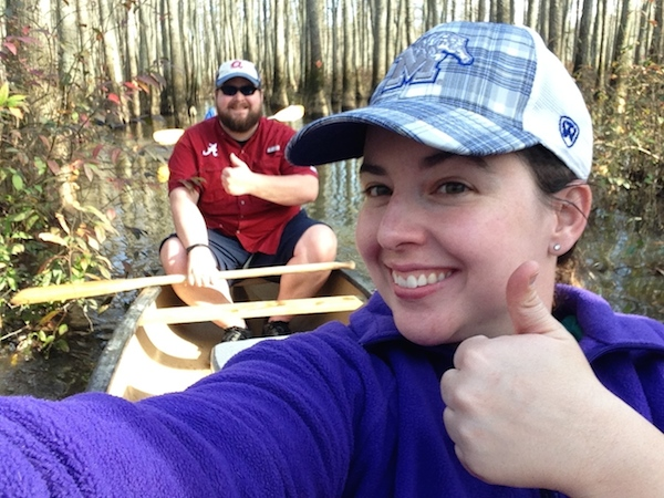 wolf river canoeing