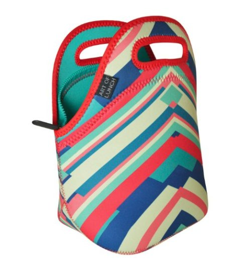 adult lunch box - Neoprene Lunch Bag by ART OF LUNCH