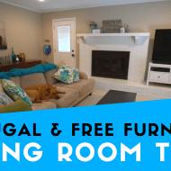 Living Room Tour