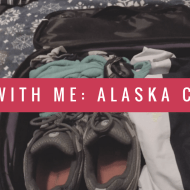 Alaska Cruise Packing Tips: What I Packed For An Alaskan Cruise Vacation