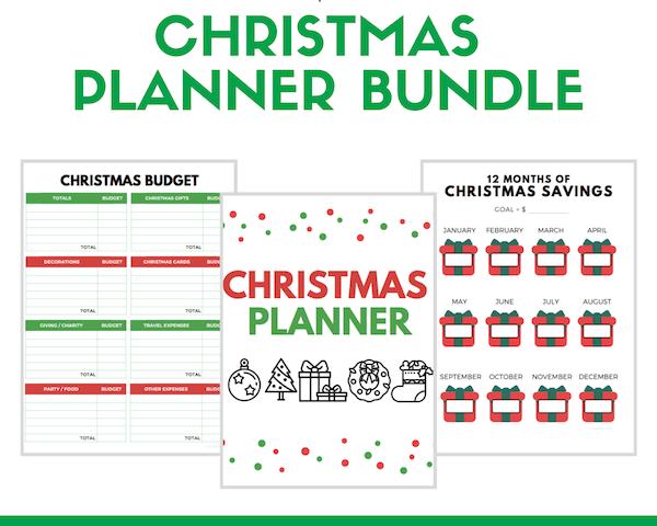 How To Budget & Save For Christmas