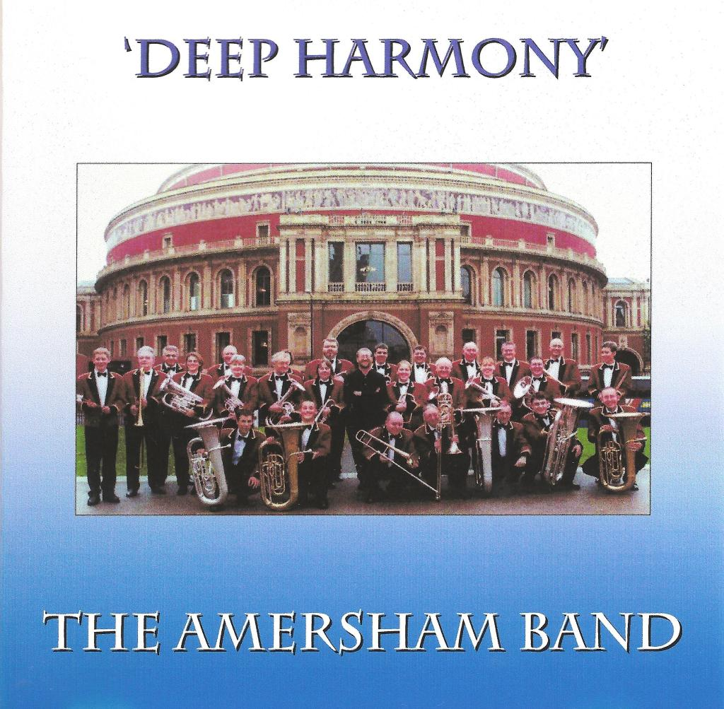 Deep Harmony CD Cover