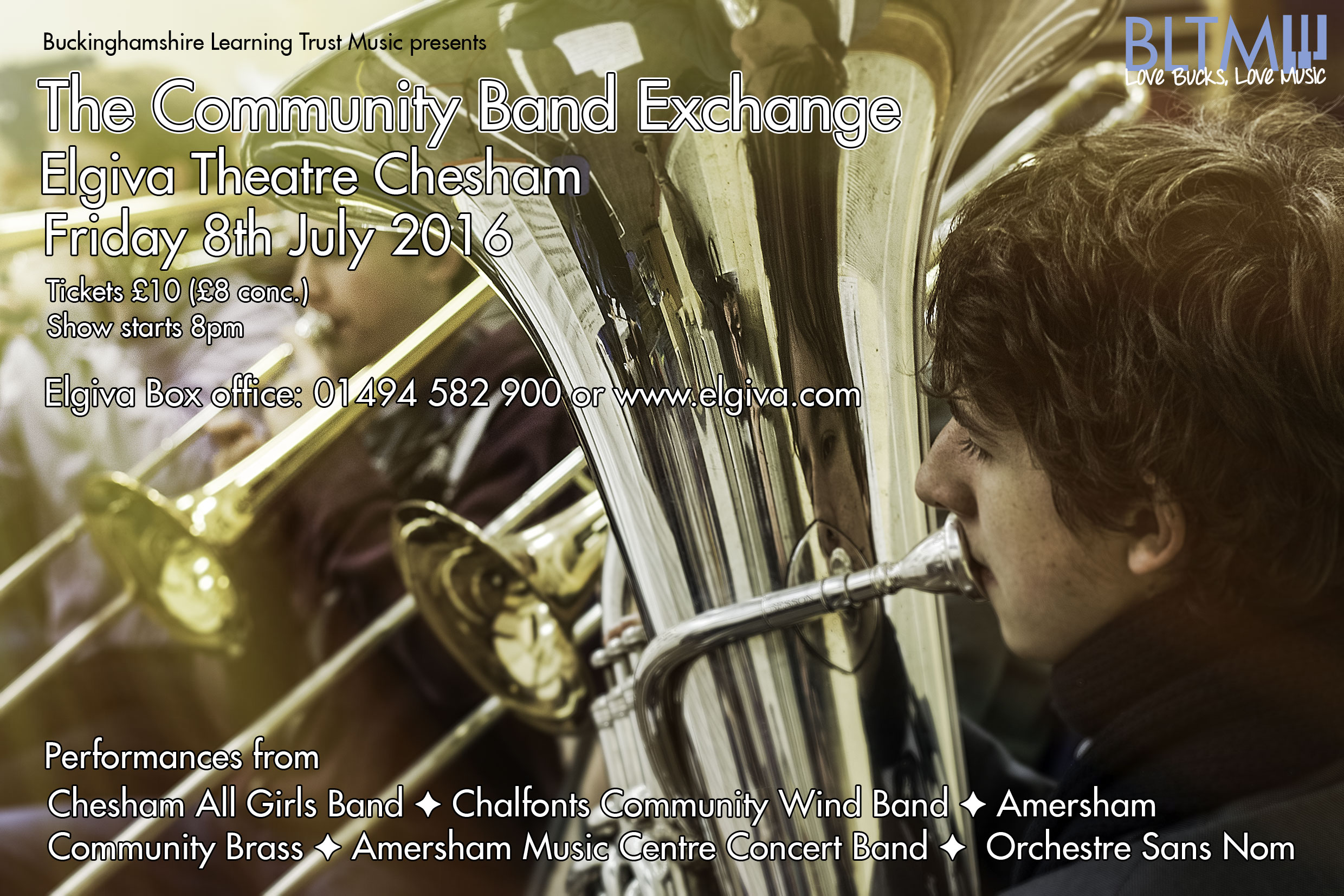 Community Band Exchange