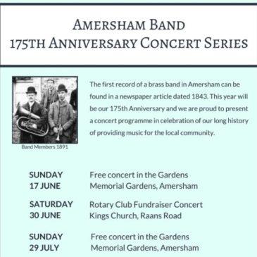 Summer Concert Programme