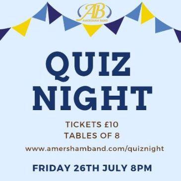 Popular Quiz Night Returns