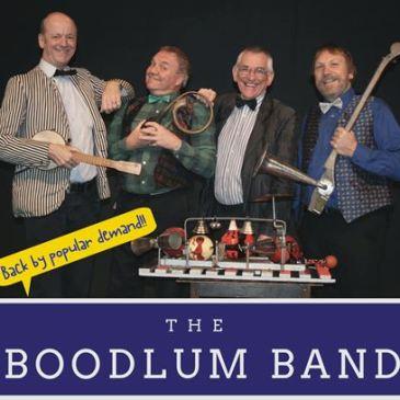 Boodlum Band Fundraiser