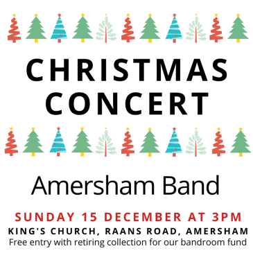 Celebrate Christmas with the Band