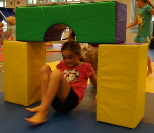Obstacle Course Fun!