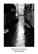 Fotoausstellung - Venedig - Lagunenstadt in Licht und Schatten v