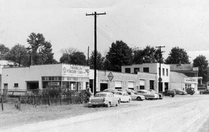 Sussex County, NJ 1950s - Ames Rubber Company