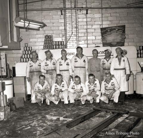 Dunlap Motors  Ames History Museum