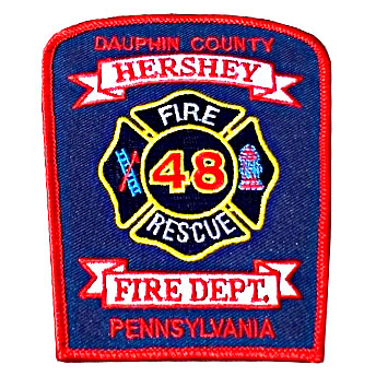 Hershey Fire Department patch
