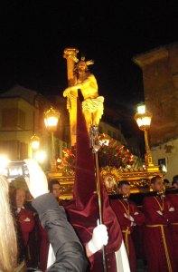 Cristo de la columna (Campo de Criptana)