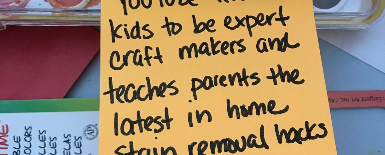 parenting note #349