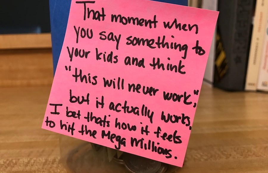 parenting note #364