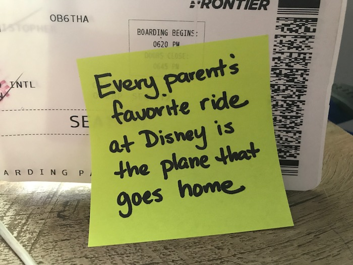 Disney-Ride-Home Parenting Advice