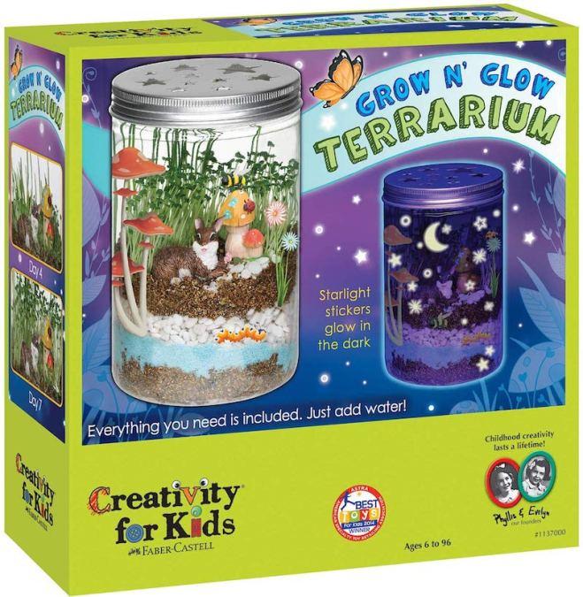 Kids Terrarium Set