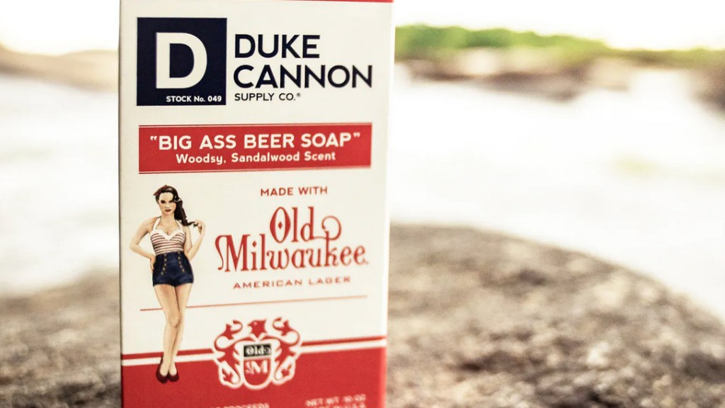 DAD GIFTS - Duke Cannon Products