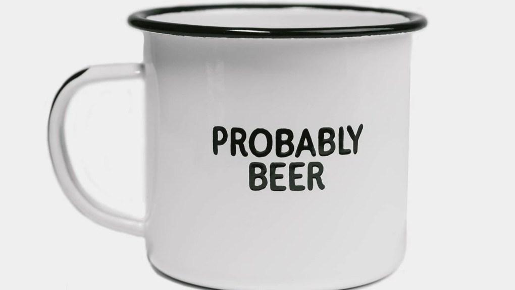 Probably Beer Coffee Mug