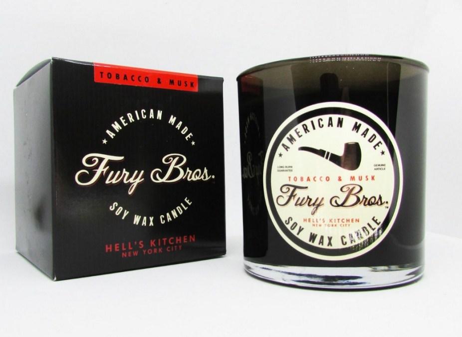 Fury Bros Candles