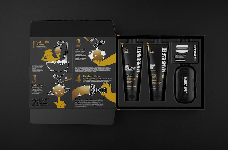 Ultra Smooth Package by MANSCAPED