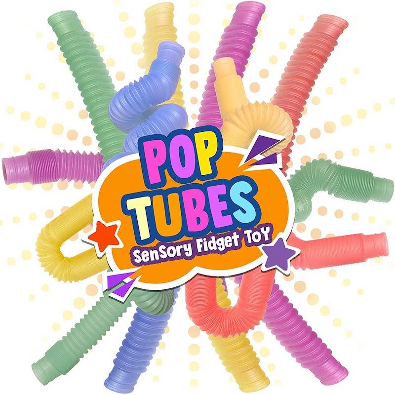 Sensory Fidget Toy Pipes Tubes.