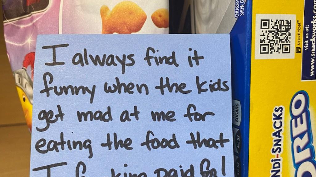 Parenting Note #775