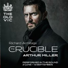 30 things for 30 Years #1 – The Crucible featuring Richard Armitage