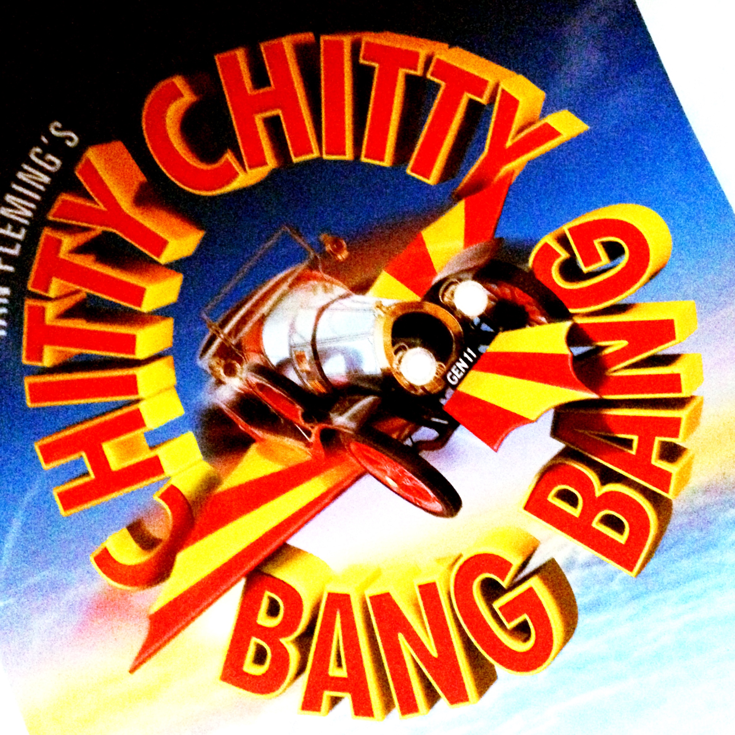 Two very different theatre reviews: Part 2 – Chitty Chitty Bang Bang Review