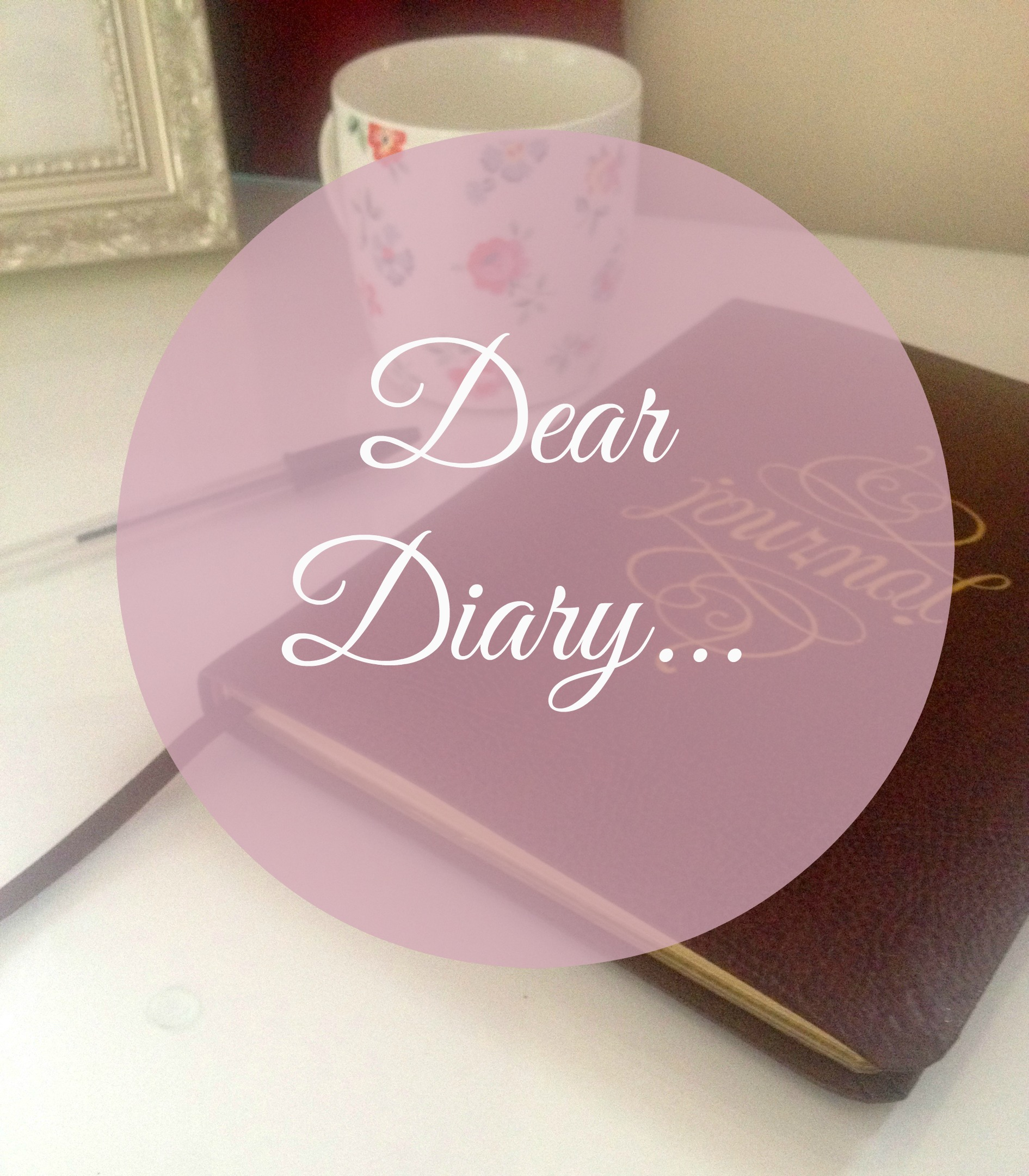 Dear Diary: My Anxiety Triggers