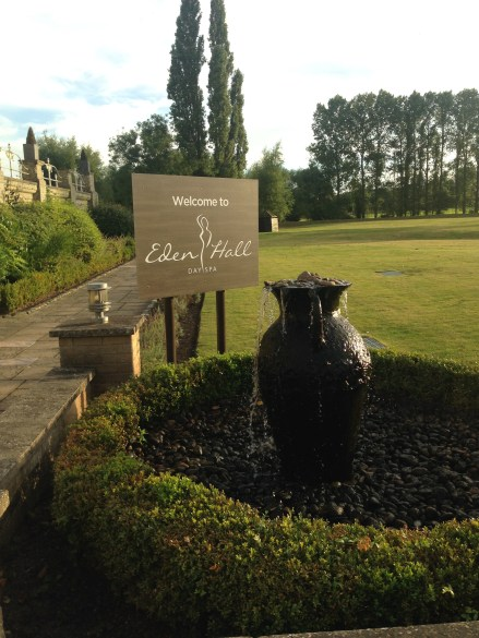 Eden Hall day Spa Nottinghamshire