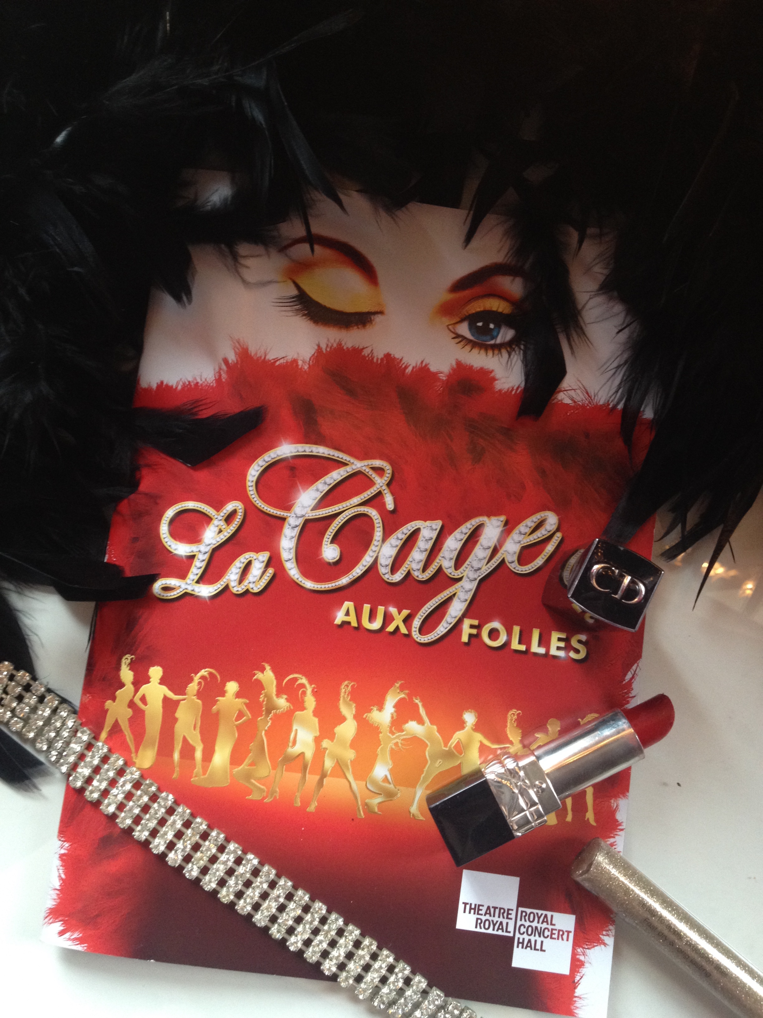 Theatre Review: La Cage Aux Folles @ Theatre Royal, Nottingham