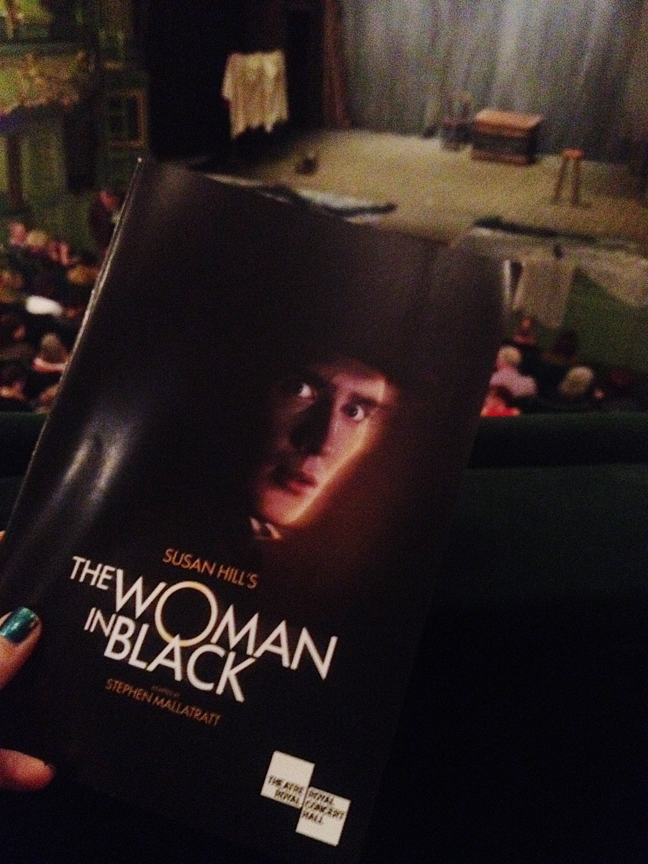Theatre Review: The Woman In Black @ Theatre Royal, Nottingham