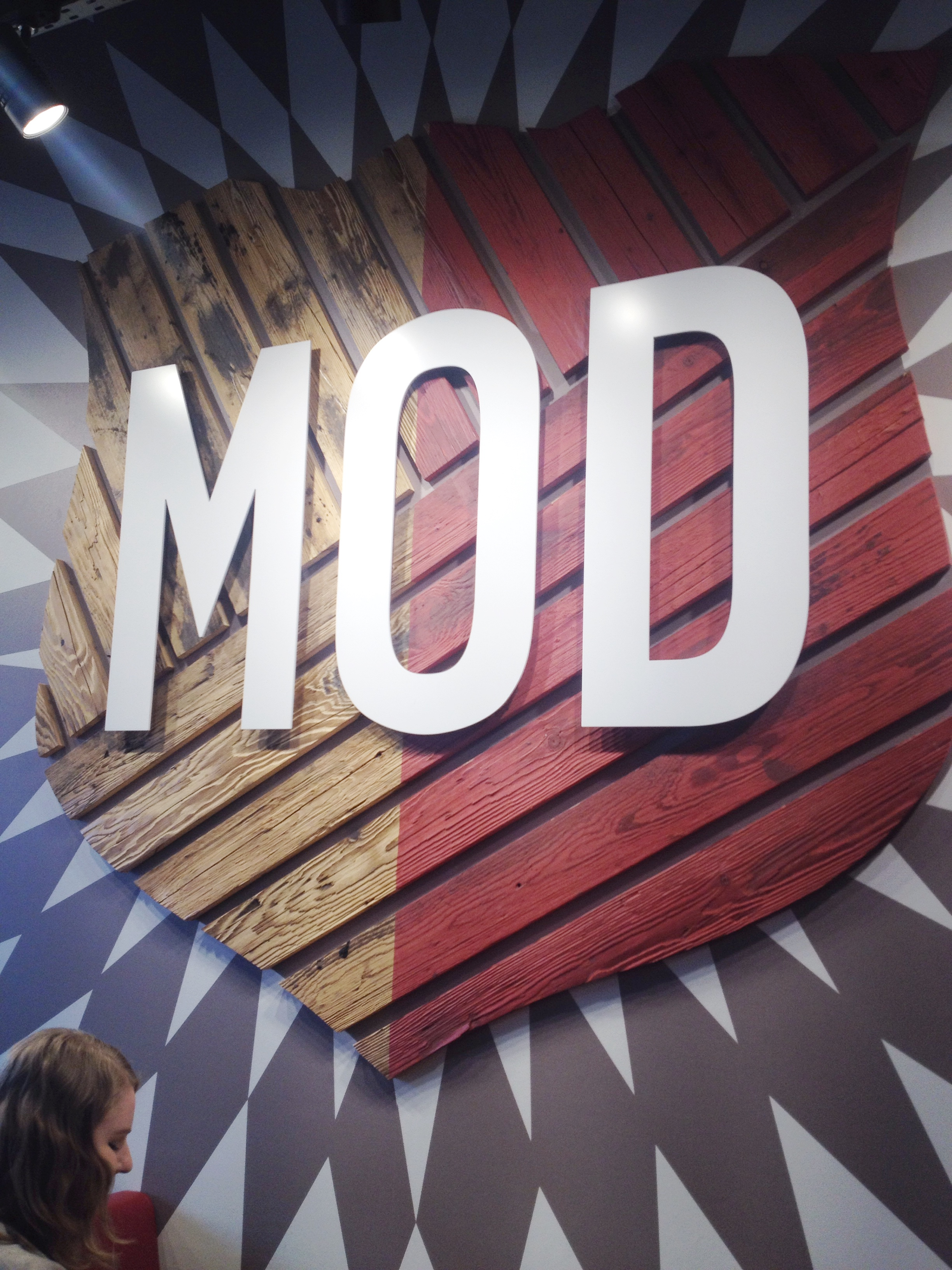 Food & Drink Review: MOD Pizza, Nottingham