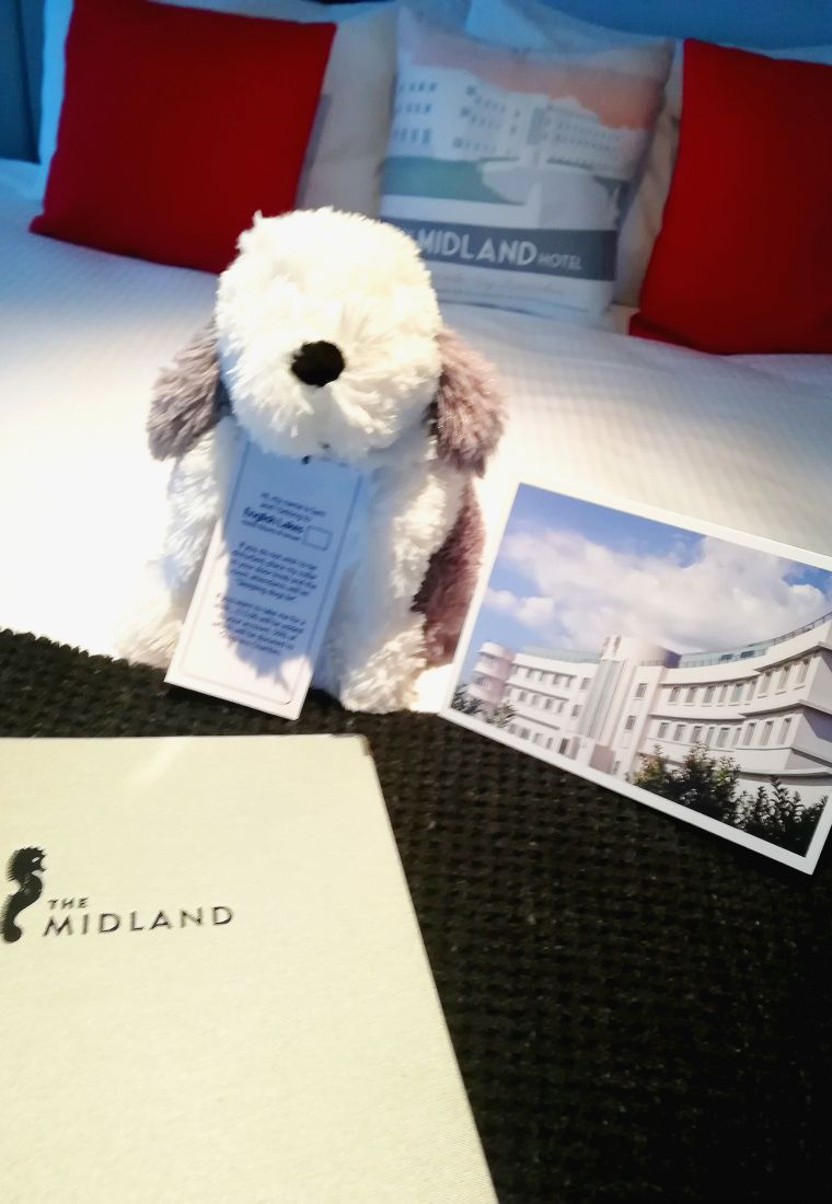 Travel Review || The Midland Hotel, Morecambe
