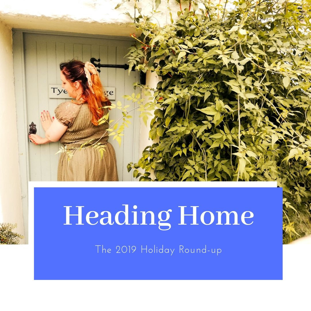 Heading Home || The 2019 Holiday Round-up