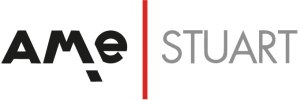 Ame Stuart Logo for Financial Services retail banking consultant in digital transformation