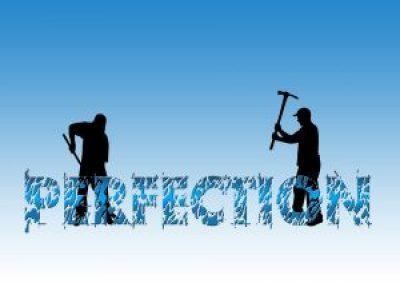 trabalhando o perfeccionismo